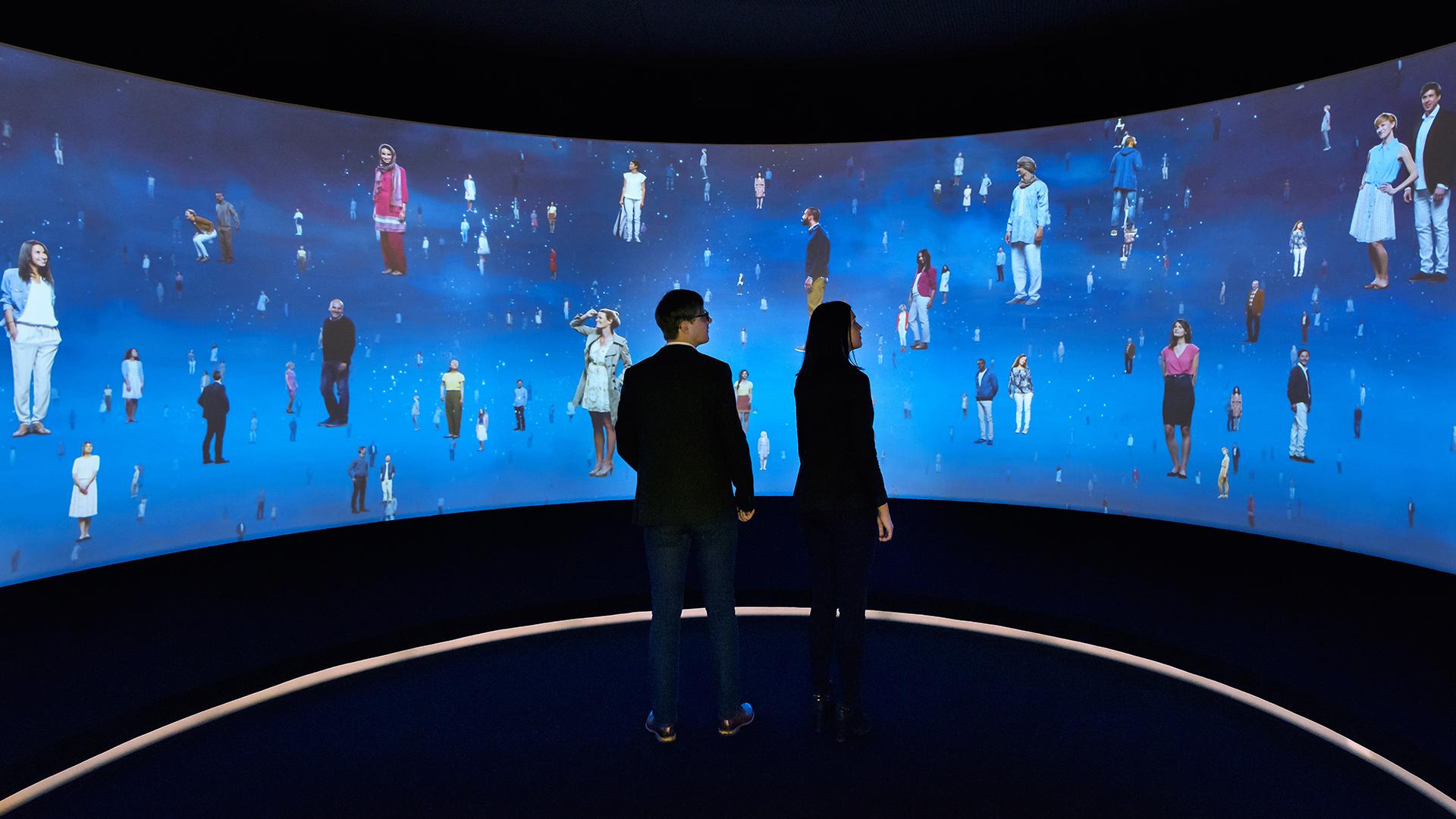 Dart inszeniert die Ausstellung Global Experience Center 2015 in Düsseldorf für Henkel