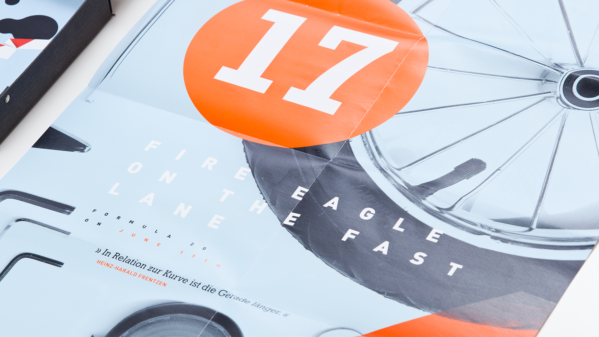 Dart stages the communication of the Dart Design Gruppe for the magazine Formula20 2011