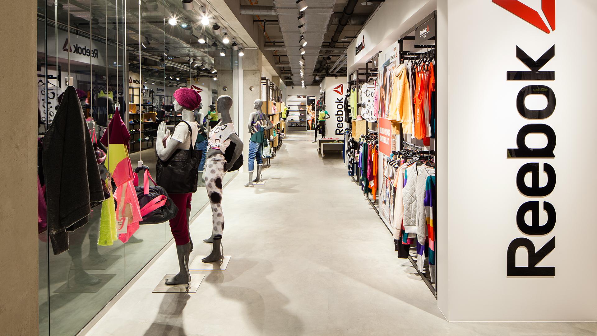 Dart inszeniert das Shop Konzept von adidas für das OCM 2014